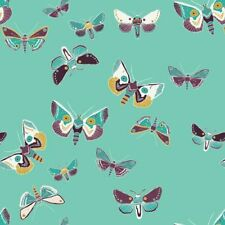 Art Gallery Fabrics - Jessica Swift - Lugu - Odyssey - Dewdrop butterfly fabric