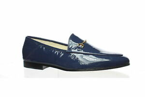 Sam Edelman Womens Loraine Blue Loafers Size 10 (Wide) (1570487)