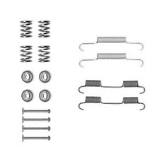 HANDBRAKE SHOE FITTING KIT SPRINGS [FITS: NISSAN NAVARA D40 2005-2014] BSF0896A