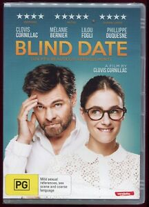 Blind Date UN PEU, BEAUCOUP, AVEUGLÉ (DVD) Foreign Comedy  Region 4 French Film