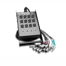 Hosa SH-12X4-50 12-Channel Sh Series Stage Box Snakes