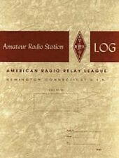 ARRL Amateur Radio Station Desk Log Book NEW Ham Record Contact