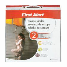 First Alert Nylon 14 ft. H Fire Escape Ladder