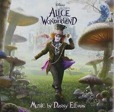 Danny Elfman - Alice In Wonderland SOUNDTRACK / OST