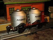 Märklin Rèf 1775 très rare wagon double cuves en TBE