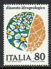 Italy MNH 1981 Hydro-geological Research