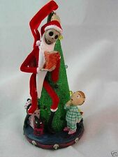 NIGHTMARE BEFORE CHRISTMAS JACK LIGHT UP ORNAMENT (2008)