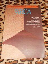 REVUE - L'ARCA, n° 90, febbraio 1995 - Architecture
