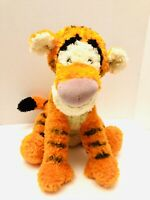 "Disney Parks Tigger Winne The Pooh Soft 14"" Stuffed Toy Animal NWT"