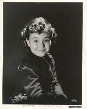 JANE WITHERS Child Star Original Vintage GEORGE HURRELL 20th Fox Portrait Photo