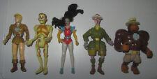 Filmation Ghostbusters Lotto Personaggi Grunt Jack Futura Scuotiossa Vishid