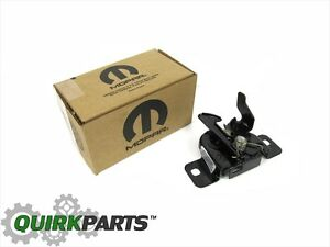 05-10 JEEP GRAND CHEROKEE 06-10 COMMANDER FRONT HOOD LATCH OEM NEW MOPAR