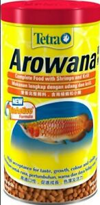 Tetra Arowana Complete Food Large Carnivorous Fish Growth Color Enhancing Krill