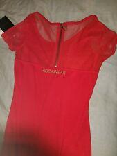 ladies red Rocawear dress size medium