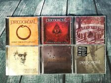 Primordial 6 CD Collection - Irish Heavy Metal Lot