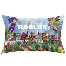 Roblox Pillow Case Bedroom Cushion Cover Home Sofa Waist Decoration 50x75cm
