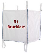 "5x Big Bag BigBags1000kg 90x90x90 cm ""6 Schlaufen"" Neu"