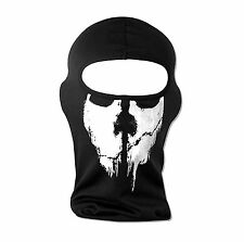 Protect Duty Balaclava Ghost Skull warm bike cycling hood full face mask #1563