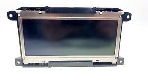 2010 AUDI A3 Radio Multifunción Pantalla Monitor 4F0919603 Original