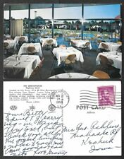 1959 Louisiana Postcard - Shreveport - The Shreveporter Highway Hotel, Motel