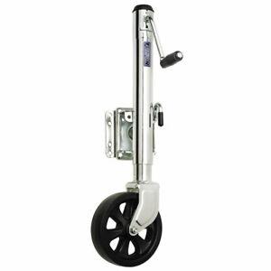 Fulton 1500 Lbs. Swing Away Bolt On Single Wheel Jack Xp15L 0101