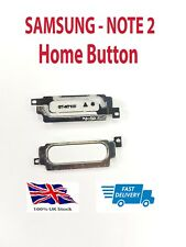 New Replacement Home Button Switch For Samsung Galaxy Note 2 II N7100 - White