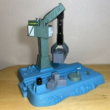 Thomas & Friends Cranky The Crane With Train Track 2006 Trackmaster