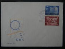 Rumänien FDC , Mi 2344 , Tag der Briefmarke