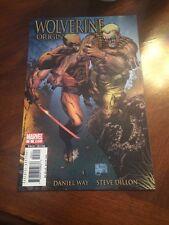 Wolverine Origins   #3 August 2006 Comic Book