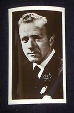 Lloyd Gough 1940's 1950's Actor's Penny Arcade Photo Card