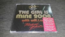Michael Jackson - The Girl Is Mine 2008 With Will.I.Am KOREA CD *SEALED*
