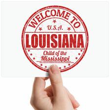 "Louisiana Mississippi USA Small Photograph 6"" x 4"" Art Print Photo Gift #5996"