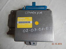 Original Citroen XM Peugeot 605 Motorsteuergerät Bosch 0280000347
