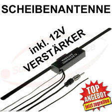 AutoSuper Pro PKW KFZ Auto Antenne AM FM Scheibenantenne UKW Klebeantenne NEU