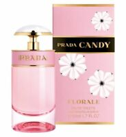 50ml Prada Candy Florale Eau de Parfum for Women 1.6 oz Perfume Descatalogado