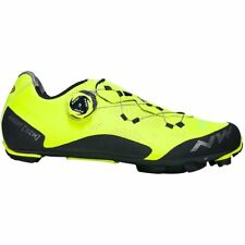 Northwave Ghost XCM Yellow FL/black Size 48 US 14