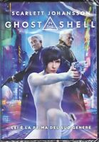 Dvd **GHOST IN THE SHELL** con Scarlett Johansson nuovo 2017