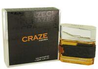 CRAZE FOR MEN BY ARMAF  3.4 OZ / 100 ML EAU DE PARFUM NEW IN BOX & SEALED