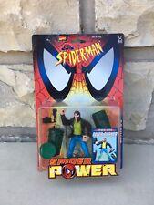 Figurine - SPIDER SENSE PETER PARKER - SpiderMan Classics - Toy Biz 2003