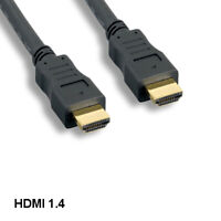 15ft HDMI 1.4 Cable w/ Ethernet HighSpeed Gold-Plated Connector 28AWG 3D 4K HDTV