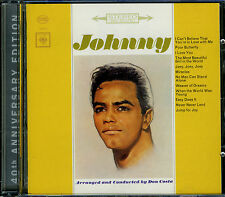 JOHNNY MATHIS  johnny / 40TH ANNIVERSARY EDITION
