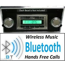 1968-1972 Ford Truck Bluetooth Radio Hands Free, Music Streaming 630 II  Stereo*