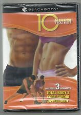 Tony Hortons 10 Minute Trainer Includes DVD Cardio Upper Body Total Body