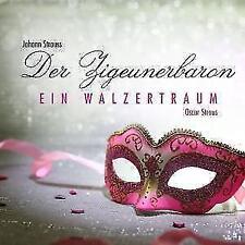 Der Zigeunerbaron-Ein Walzertraum von Peter-Busche Benno-Dir.Franz Marszalek Anders,Peter Anders,Busche Benno,Franz Marszalek (2016)