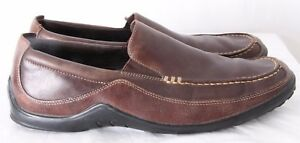 Cole Haan C04059 Tucker Venetian Stitched Driving Moccasin Loafers Mens US 10.5M