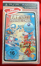 Fat Princess: Fistful of Cake - Sony PSP PlayStation Portable - 2011