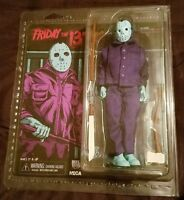 NEW Friday The 13th Jason Voorhees figure RARE CLOTHED NES Video Game Version