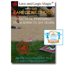Love and Logic Magic for Early Childhood:Second Edition cd Charles Fay NEW
