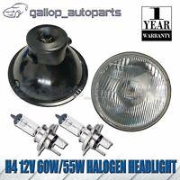 178mm 12V H4 60/55W 3600K Halogen Headlight Kit For Toyota fit Honda For Ford
