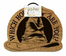 "Harry Potter Sorting Hat 'Which House Are You?"" Door Mat 